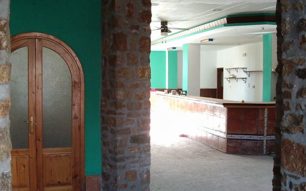 Restaurante en Benissa