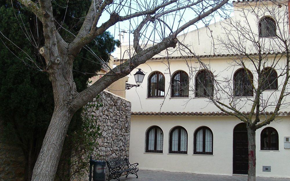 Casa Rustica con Terreno dentro de Benissa
