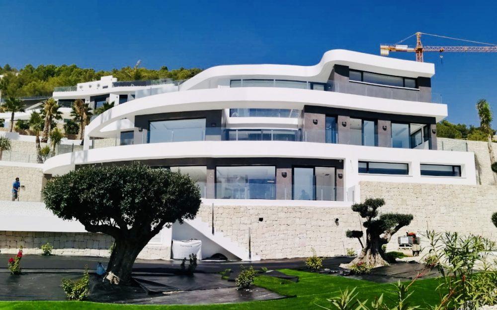 Villa en Raco de Galeno V