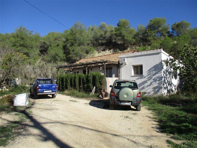 Casa de campo en Benissa