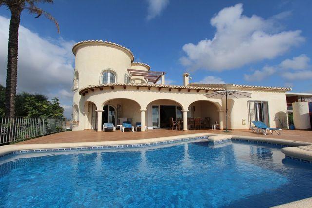 Villa en Benitachell