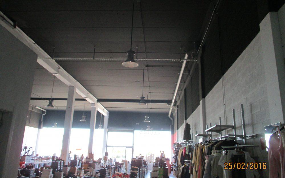 Se alquila local comercial junto a CC Portal de la Marina (Ondara) a 8km de Dénia