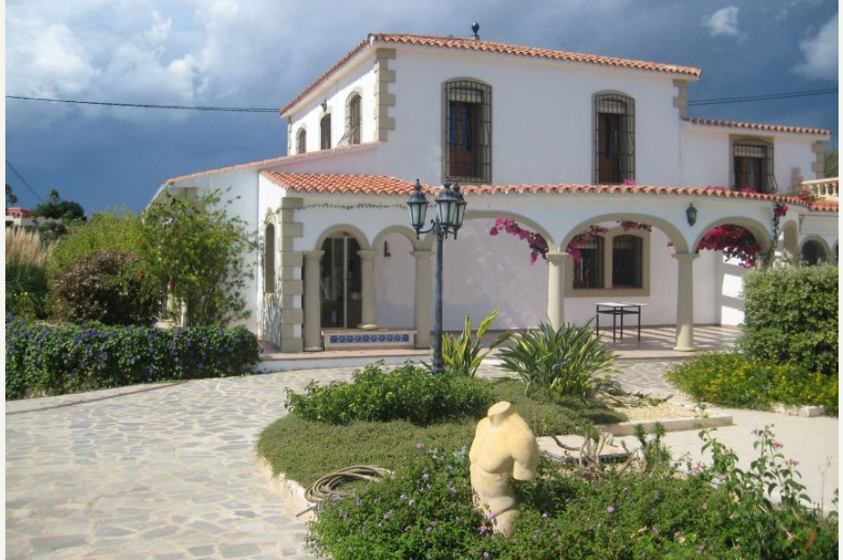 Se vende chalet en Teulada-Moraira