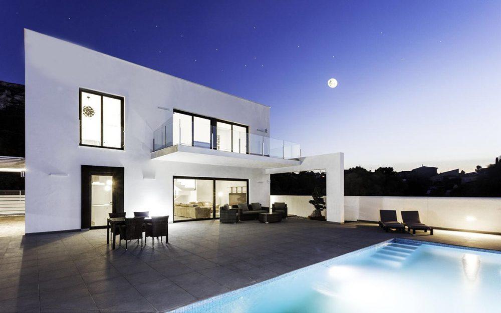 Se venden Villas de lujo unifamiliares en Dénia
