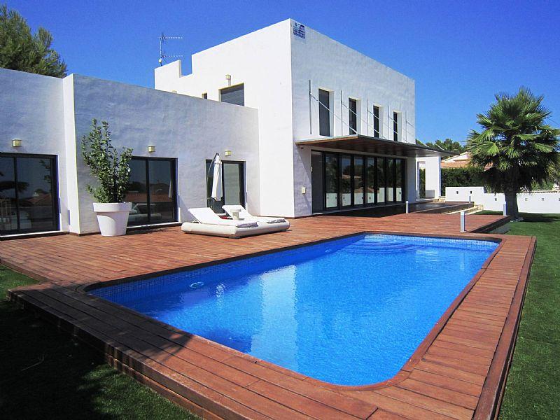 Villa de Diseño en Calpe
