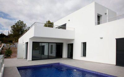 Villa de Diseño en Benissa