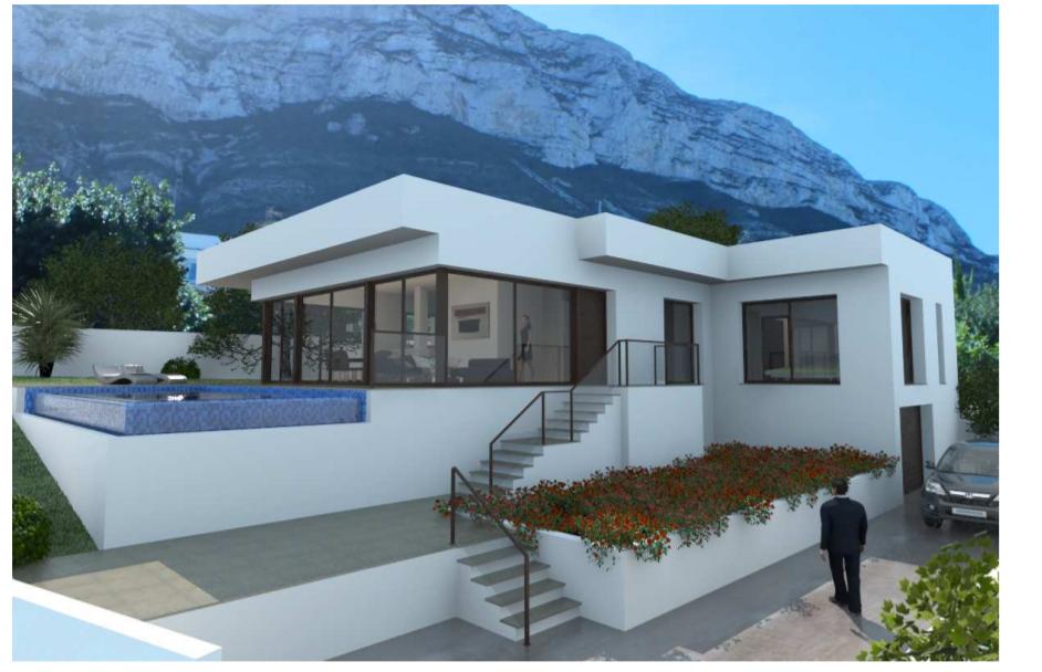 Se vende villa en Dénia