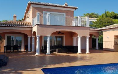 Se vende casa en Moraira Platjetes