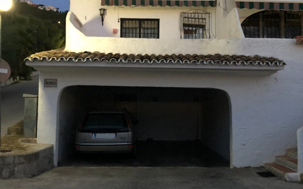 Se vende estudio en Villa Hotel Moraira