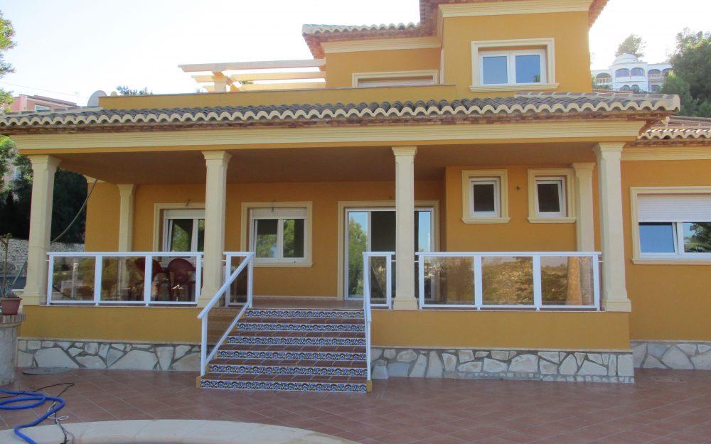 Se vende espectacular villa en Jávea