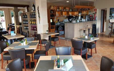 Se traspasa bar – restaurante en Moraira