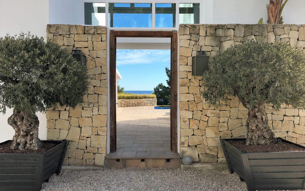 Se vende casa a 100m de la Playa de la Fustera de Benissa