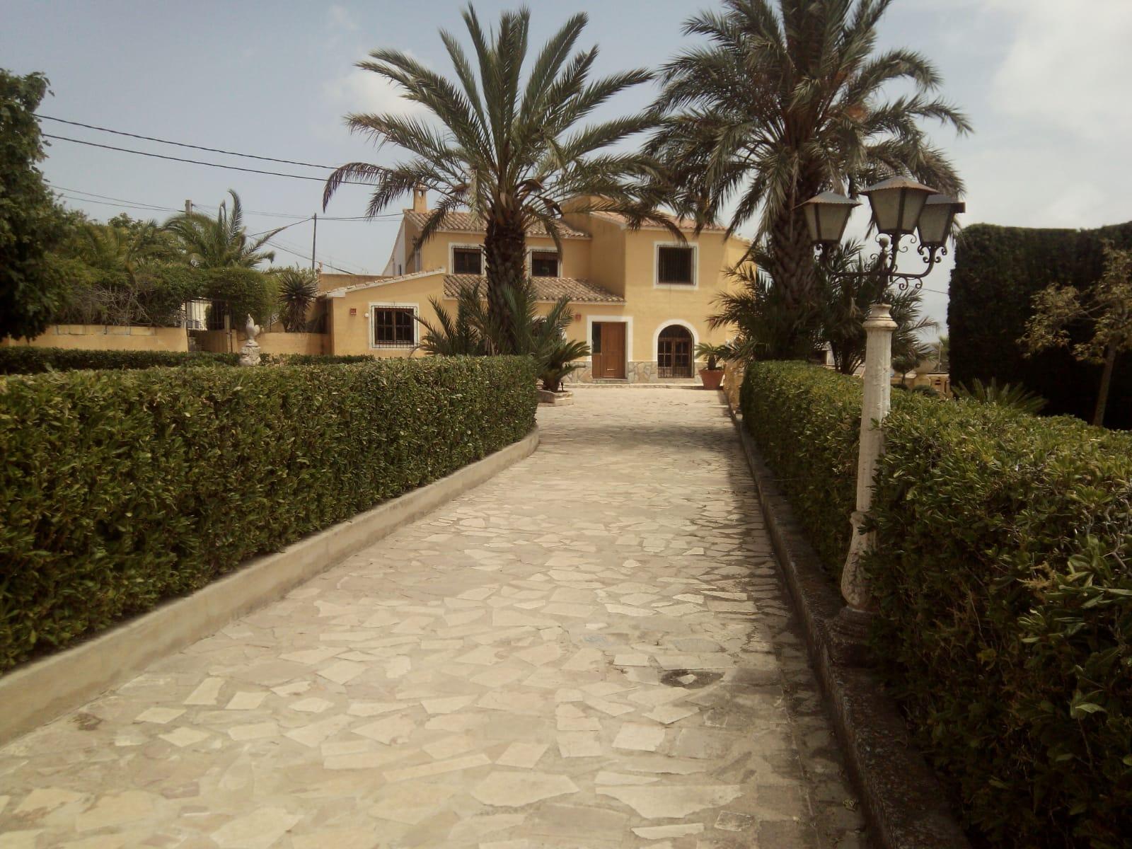 Se vende casa en San Jaime (Benissa)