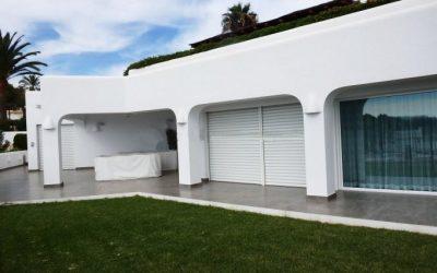 Se vende villa de estilo ibizenco en El Portet de Moraira