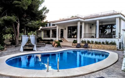 Se alquila casa de lujo en Moraira