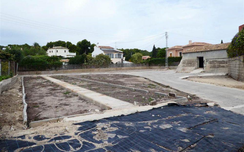 Se vende terreno en Moraira
