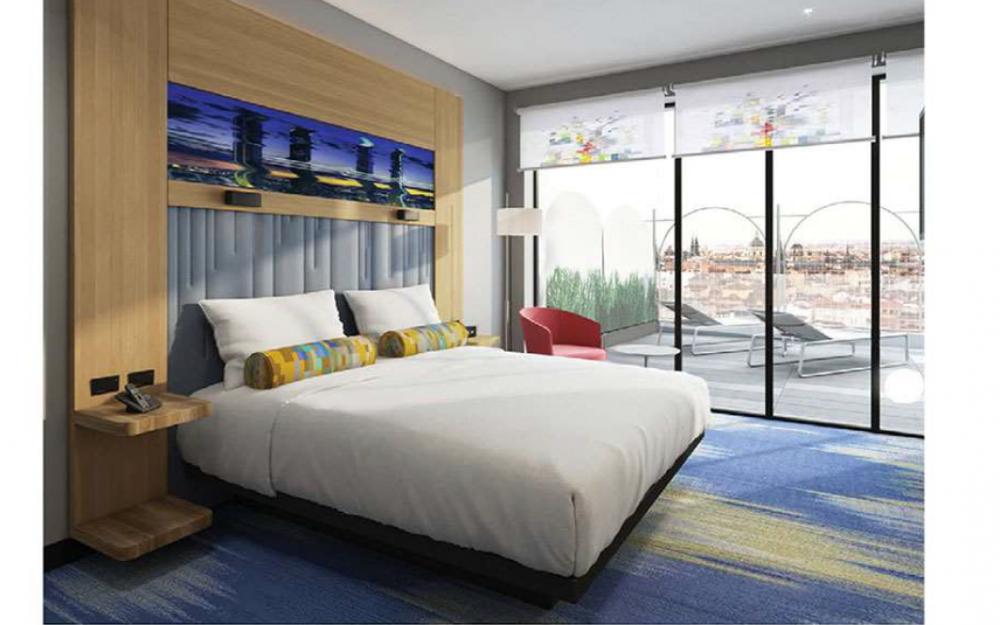 Se vende hotel en Madrid cerca de La Gran Via 4****