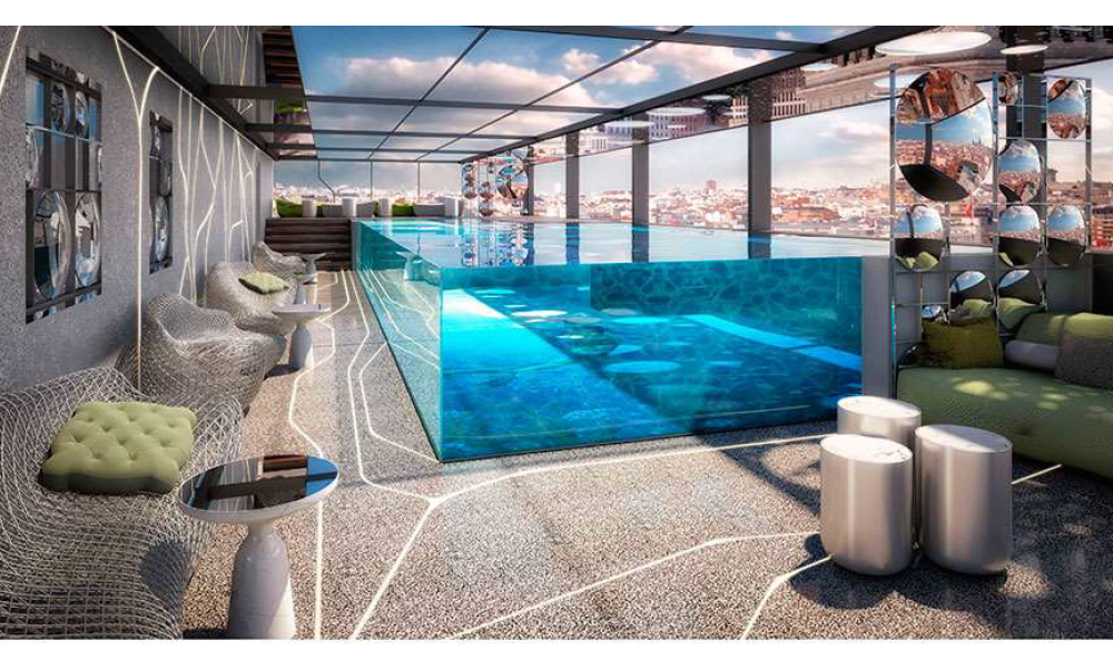 Se vende hotel de 4**** en Madrid Centro