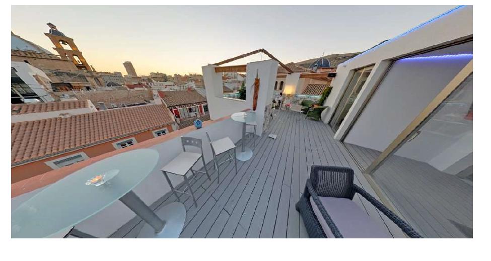 Se vende Hotel Boutique en el casco antiguo de Alicante 2**