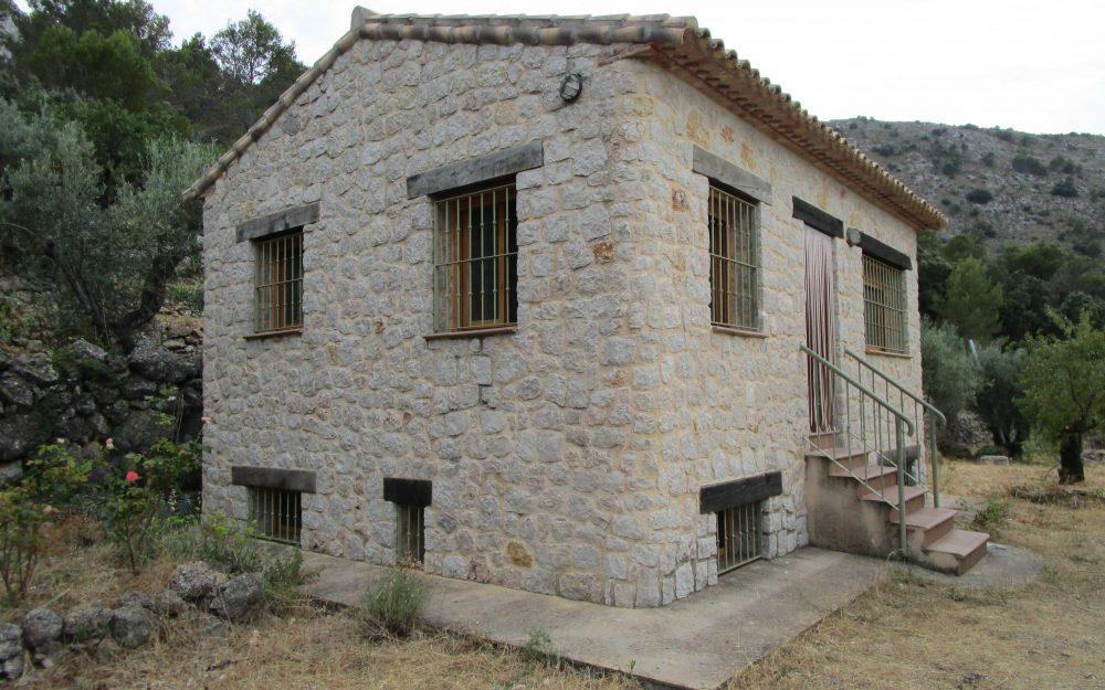 Se vende casa de campo en La Vall de Laguar
