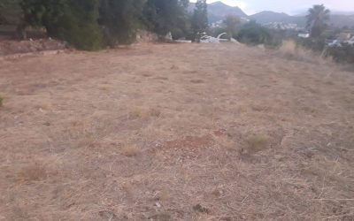 Se vende terreno en la sella (Dénia)