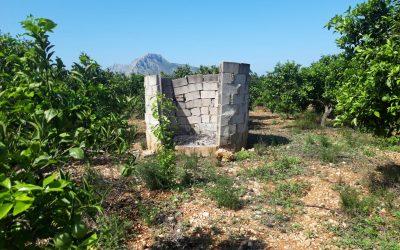 Se vende terreno en Ondara
