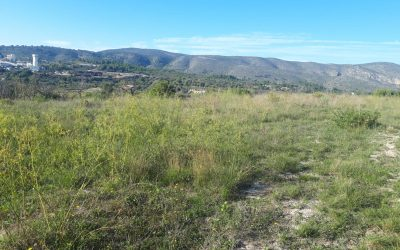 Se vende terreno en Benissa