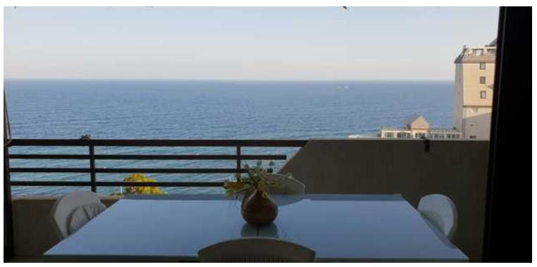 Se vende apartamento en primera de linea de playa de Calpe