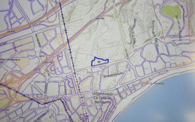 Se vende terreno urbano en Benidorm
