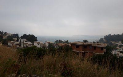 Se vende terreno en El Portet de Moraira
