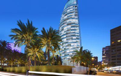 Se vende apartamento en La Torre Delfín de Benidorm