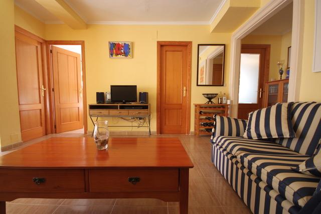 Se alquila apartamento en Moraira