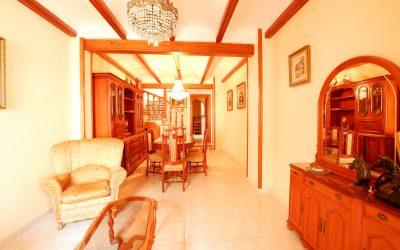Se alquila casa de pueblo en Benissa