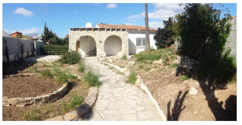 Se vende casa en El Albir