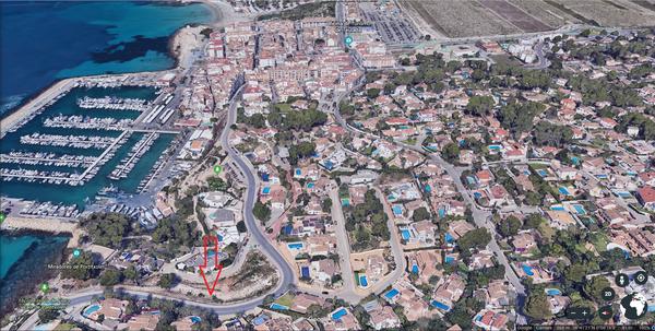 Se vende chalet moderno y con vistas al Mar en el Portet de Moraira