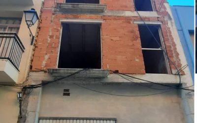 Se vende edificio en Gata de Gorgos
