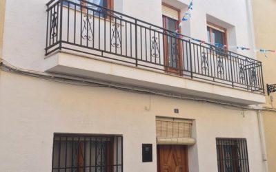 Se alquila casa de pueblo en Orba
