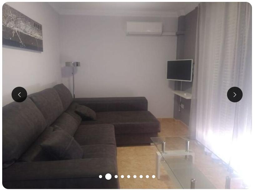 Se alquila para todo el año apartamento en Ondara
